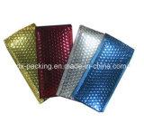 La couleur perle sac d'enveloppe à bulles