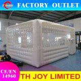 8*6m aufblasbares Zelt, riesiger Belüftung-wasserdichter aufblasbarer System-Stand, gute Qualitätsluft-festes Abdeckung-Zelt