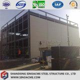 Structure en acier de haute élévation Sinoacme Immeuble de bureaux de la construction
