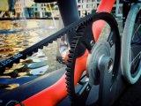 Heißer Verkaufs-städtisches intelligentes elektrisches Fahrrad mit intelligentem Ansteuersystem