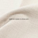 Tenghuiの織物の2018年のMangカラーリネン家具ファブリック