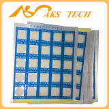 Thermischer Farben-Änderungs-Papier-Temperatur-Wärmeübertragung-Aufkleber