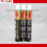 Mejor la venta y de alta calidad super pegamento del tubo de embalaje