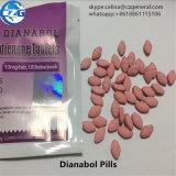 Orale Steroide Dbol Pillen u. Puder Dianabol für Gewicht-Verlust Dianabol