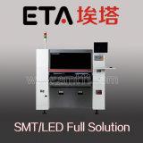 Efecto de altura de la pantalla de soldadura automática semi impresora para la línea SMT (P12).