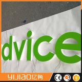 Signage extérieur commercial acrylique imperméable à l'eau de l'usine professionnelle DEL