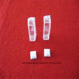 ふたとの明確な水晶ガラスのキュヴェットの価格の実験室の使用