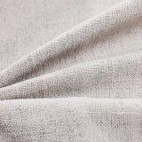 Tela de tapicería de la mezcla del lino y del poliester para el sofá