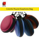 주문을 받아서 만들어지는 색깔을%s 가진 이어폰을%s 휴대용 둥근 핸드백