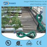 Cable térmico del PVC para el calor de Plant&Soil en fábrica china