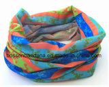 中国の工場農産物カスタムプリント安いポリエステル継ぎ目が無い魔法のTubiesのスカーフ