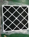 G4 faltete betätigten Kohlenstoff-vor Filter mit niedrigem Widerstand