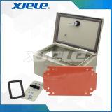 중국 관례 100 쌍 Ral7032는 판매를 위한 옥외 배급 상자를 방수 처리한다