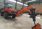 Excavador roto hidráulico de la rueda del martillo para la venta