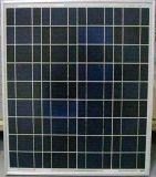 poly panneau solaire 30W pour le réverbère solaire