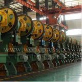 Máquina da imprensa de perfurador mecânico da imprensa excêntrica de máquina de perfuração J23