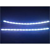 12V RGB 7 flexible DRL Kristalltagespositionslampe des Farben-Telefon APP-Steuerled