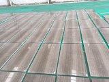Tiles&Slabs&Countertop 나무로 되는 회색 Polished 대리석