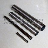 Uitstekende kwaliteit 201 (NI1%) (NI8%) Roestvrij staal Gelaste Buis 304 voor het Systeem van het Traliewerk