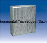 Aluminum-Separator filtre rigide