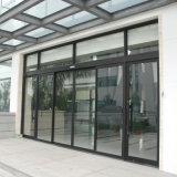 Автоматическая раздвижная дверь раздвижных дверей стеклянная