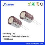de Elektrolytische Condensator van het 6.8UF160V 12000hours Aluminium