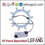 O alumínio baseou o PWB da placa de circuito de MCPCB para a iluminação do sinal do diodo emissor de luz