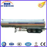 Leichter Aluminiumkraftstofftank des Entwurfs-45-60cbm/Tanker/Dienst-LKW-halb Schlussteil