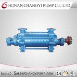 Pompe à eau centrifuge à plusieurs étages horizontale d'alimentation de chaudière