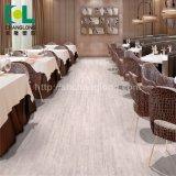 Pavimentazione di legno del PVC della plancia impermeabile ed a prova di fuoco del vinile, ISO9001 Changlong Clw-21