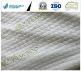 Le bambou tricot jacquard/Matelas oreiller de tissu et couvercle