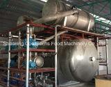Secador de helada del vacío para la producción alimentaria a granel