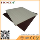 Carb P2 Certificate 17mm Melamine Paper Faced MDF