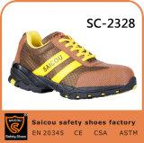 Schoenen van de Besnoeiing van Saicou de Lage voor Schoenen en Schoenen Sc-2328 van de Veiligheid van Sofe van Mensen Enige van de Veiligheid van het Bureau