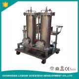 Resistente al fuego zt Flud electro hidráulica la máquina de filtración