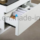 Modernes Art-Furnierholz MDF-einzelner Wannen-Wand-hängender Badezimmer-Schrank (ACS1-L17)