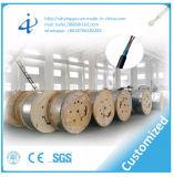 A fábrica GYTS-24 de China retira o núcleo do cabo ótico da fibra para a instalação da tubulação do duto