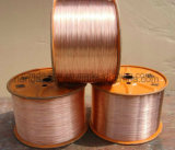 Fio de aço folheado de cobre (fio de CCS)