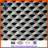 Maillage élargi d'aluminium (élargi002)