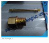 Messing-/Edelstahl-Metallmaschinen-Reserve Selbst-CNC-maschinell bearbeitenteile