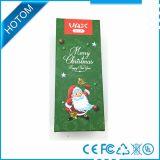 Подарок рождества приспособления высокотехнологичного Cig воска травы вапоризатора сухого куря самый лучший