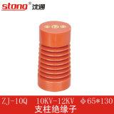 Fonte da manufatura do isolador do borne da resina Epoxy de Zj-12kv diretamente