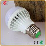 Las lámparas LED 3W//5W/7W/9W/12W/18W Lámparas LED de plástico