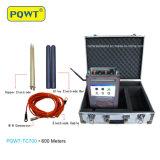 600m переносной детектор глубокой воды многофункциональной рукоятки (PQWT-TC700)