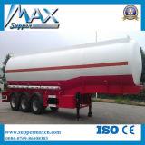 du Tri-Essieu 45000L de camion-citerne de réservoir de stockage de pétrole remorque semi à vendre