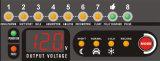 Design OEM 12V 7Um portátil automático 8 Estágios do carregador da bateria