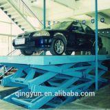 Лифт автомобиля гаража автомобиля автомобильный Scissor подъем