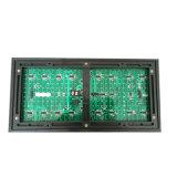 Affichage de message d'effet P10 Seul Module à LED de couleur rouge