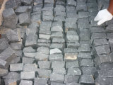 屋外の舗装のための自然な玄武岩か花こう岩またはコンクリートまたはブロックのペーバー