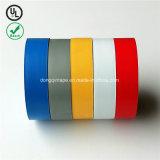 Nastro adesivo d'isolamento elettrico del tubo del PVC con buona qualità